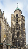 St. Stephen's Cathedral, Vienna Royalty Free Stock Photos