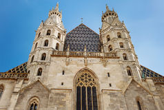 St. Stephen's Cathedral, Vienna, Stock Photo