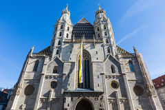 Cathedral in Wien Royalty Free Stock Photos