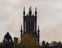 St. Stephen`s Church spire, in Bath Stock Photography