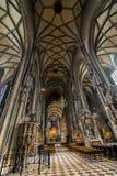 St- Stephen` s Kathedrale in Wien lizenzfreie stockfotos