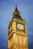 Big Ben, Lomo effect Royalty Free Stock Photos
