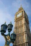 St Stephen Toren (de Big Ben) Royalty-vrije Stock Foto