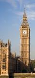 St Stephen Toren (de Big Ben) Royalty-vrije Stock Afbeelding