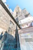 ST Stephen& x27 καθεδρικός ναός του s, Βιέννη Στοκ φωτογραφία με δικαίωμα ελεύθερης χρήσης