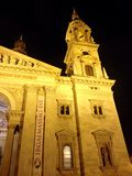 St. Stephen's Basilica Stock Photography