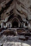 St. Stephen's Roman Catholic Church - McKeesport, Pennsylvania Royalty Free Stock Photos