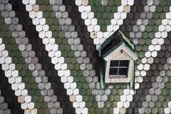 St- Stephendachfenster Stockfotos