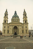 St Stephens Basilica à Budapest, Hongrie Photos stock