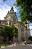 St Stephens Basilica Stock Photography