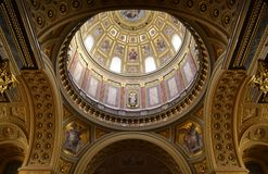 St, Stephens basilica Royalty Free Stock Photo