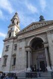 St. Stephens Basilica, Budapest Royalty Free Stock Image