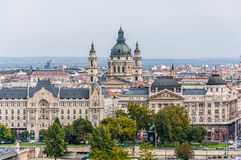 St Stephens Basilica Stock Images