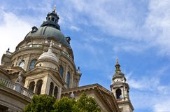 St Stephens Basilica Dome Royalty Free Stock Images