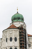 St. Stephens Basilica in Passau, Germany Royalty Free Stock Photo