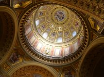St., Stephens-Basilika Stockfoto