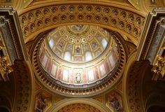 St, Stephens bazylika Zdjęcia Royalty Free