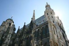 St Stephens Cathedral. Vienna, Austria Stock Photo
