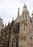 St. Stephens Cathedral. Vienna Austria Royalty Free Stock Photography