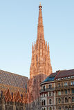 St Stephens Cathedral. Historic building and landmark of Vienna Royalty Free Stock Photography