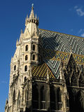St. Stephens Cathedral. (Stephansdom) in Vienna, Austria Stock Photos