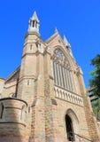 St Stephens cathedral Brisbane Australia. St Stephens cathedral in Brisbane Australia Stock Photos