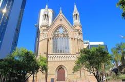 St Stephens cathedral Brisbane Australia. St Stephens cathedral in Brisbane Australia Stock Images
