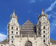 St Stephens Cathedral Royalty Free Stock Images