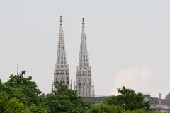 St. Stephens Cathedral (Stephansdom) Stock Photos
