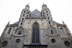 St. Stephens Cathedral in Vienna Royalty Free Stock Photos