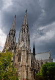 St. Stephens Cathedral in Vienna, Austria Stock Images