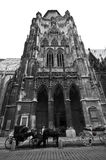 St. Stephens Cathedral. Vienna Stock Photo