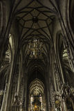 St. Stephens Cathedral, Vienna Royalty Free Stock Photos