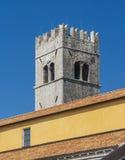St Stephens Church dans Motovun photo libre de droits