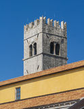 St Stephens Church in Motovun Royalty Free Stock Photo
