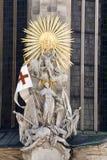 St Stephens katedra w Wiedeń obrazy stock