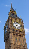 St. Stephens Tower aka Big Ben Royalty Free Stock Image