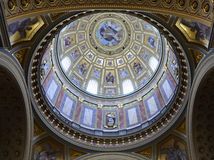 St.Steven Basilica Stock Photo