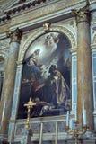 St Steven Cathedral, Boedapest, Hongarije Royalty-vrije Stock Fotografie