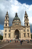 St Steven Cathedral, Budapest, Hungria Fotografia de Stock Royalty Free
