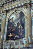 St Steven Cathedral, Budapest, Ungern Royaltyfri Fotografi