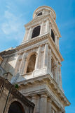 St. Sulpice Church belll tower Stock Images