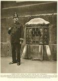 St Swithin London Stone Royalty Free Stock Photos