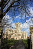 St Swithun's Church, Cannon Square, Retford Royalty Free Stock Photos