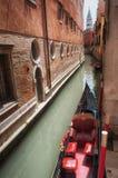 St Teken` s Campanile Venetië Royalty-vrije Stock Afbeelding