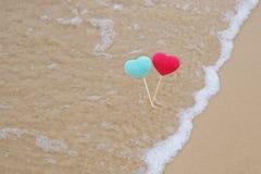 St Tema del día del `s de la tarjeta del día de San Valentín foto de archivo