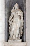 St Teresa av Avila Arkivfoto