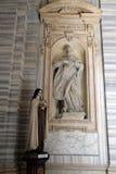 St. Teresa and Philip Neri Stock Images