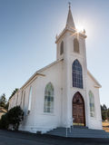 St. Theresa de Avila in Bodage Bay, California Royalty Free Stock Photography