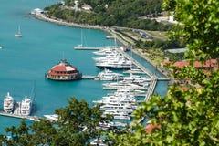 ST Thomas στους αμερικανικούς Παρθένους Νήσους Στοκ εικόνα με δικαίωμα ελεύθερης χρήσης